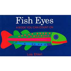 Fish Eyes-Book U Can Count By Ingram Book Distributor