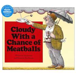 Cloudy W/ A Chance Of Meatballs Paperback By Ingram Book Distributor