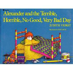 Alexander & The Terrible Horrible By Ingram Book Distributor