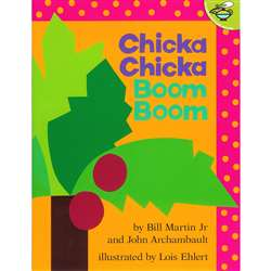Chicka Chicka Boom Boom Paperback By Ingram Book Distributor