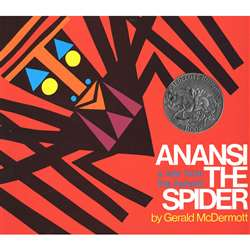 Anansi The Spider By Macmillan/Mps