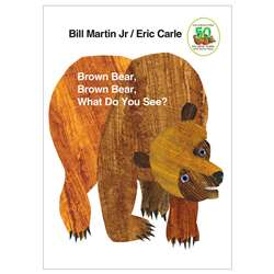 Brown Bear Brown Bear What Do You See Board Book By Macmillan/Mps