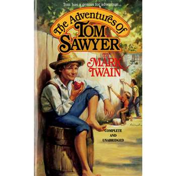 The Adventures Of Tom Sawyer By Ingram Book Distributor