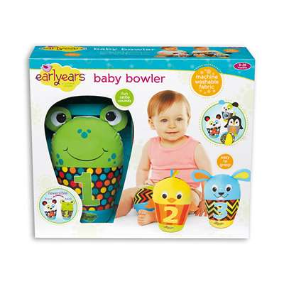 Baby Bowler Age 9-36 Months, INPE00387