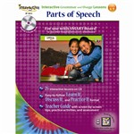 Parts Of Speech Interactive Grammar And Usage Lessons By Incentive Publication