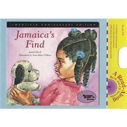 Carry Along Book & Cd Jamaicas Find By Houghton Mifflin