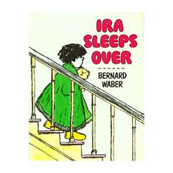 Carry Along Book & Cd Ira Sleeps Over By Houghton Mifflin
