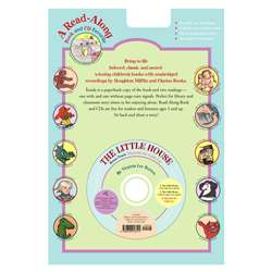 Carry Along Book & Cd The Little House By Houghton Mifflin