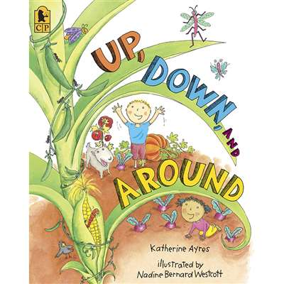 Up Down And Around Big Book By Candlewick