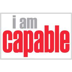 I Am Capable Poster, ISM0002P