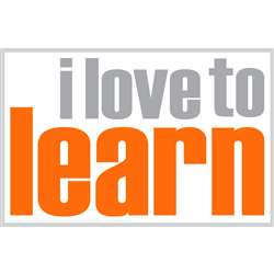 I Love To Learn Poster, ISM0005P