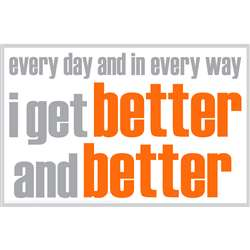 I Get Better Poster, ISM0007P