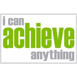 I Can Achieve Poster, ISM0013P