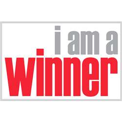 I Am A Winner Notes 20 Pack, ISM0018N