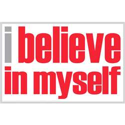 "I Believe "" Myself Notes 20 Pack, ISM0021N"