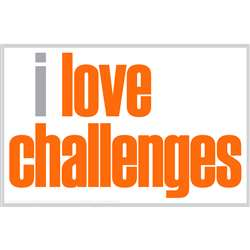 I Love Challenges Notes 20 Pack, ISM0025N