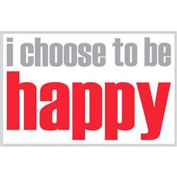 I Choose To Be Happy Notes 20 Pack, ISM0027N