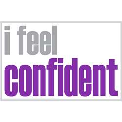 I Feel Confident Notes 20 Pack, ISM0029N