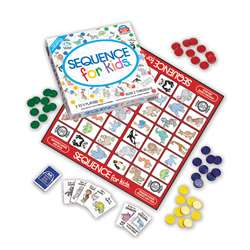 Sequence For Kids Game By Jax Ltd