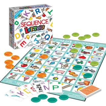 Sequence Letters By Jax Ltd