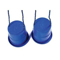 Ez Stepper Royal Blue Indoor Or Outdoor Fun By Just Jump It