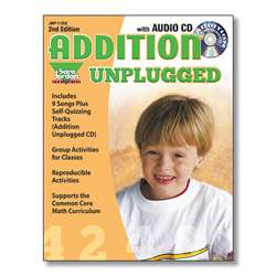 Addition Unplugged English, JMP112LK