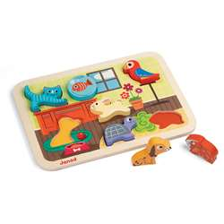 Pets Chunky Puzzle, JND07024