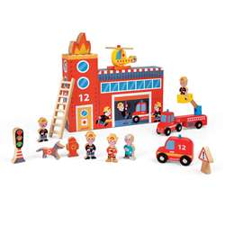 Firehouse Story Box, JND08522