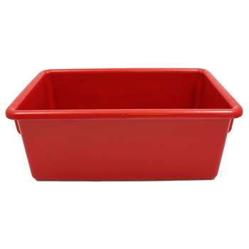 Cubbie Tray Red By Jonti-Craft