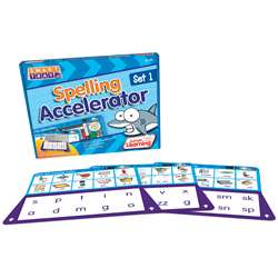 Smart Tray Spelling Accelrtor Set 1, JRL102
