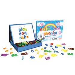 Rainbow Phonics Magnetic Letters, JRL194