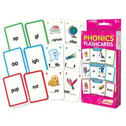 Phonological Awareness Flash Cards, JRL203
