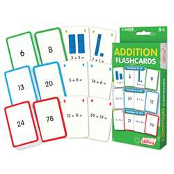 Addition Flash Cards, JRL204