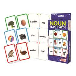 Nouns Flash Cards, JRL214