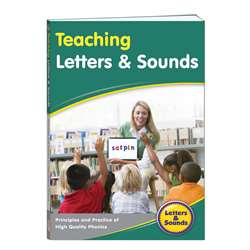 Teaching Letters & Sounds Manual, JRL260