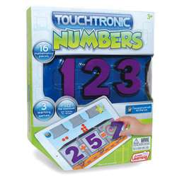 Touchtronic Numbers, JRL302