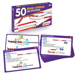 50 Bead String Activities, JRL322