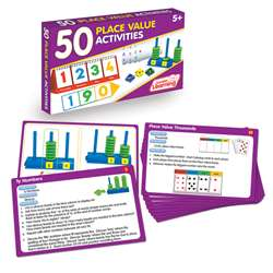 50 Place Value Activities, JRL327