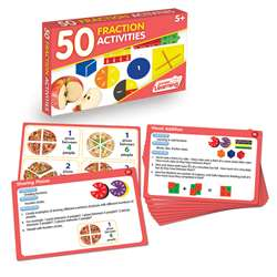 50 Fraction Activities, JRL331