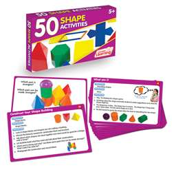 50 Shape Activities, JRL332