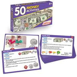 50 Money Activities, JRL336