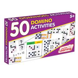 50 Dominoes Activities, JRL339