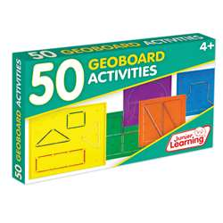 50 Geoboards Activities, JRL342