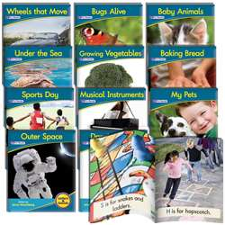 Nonfiction Readers Phonemic Awareness, JRL386