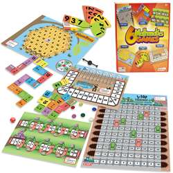 6 Mathematics Games, JRL403