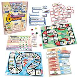 6 Comprehension Games, JRL406