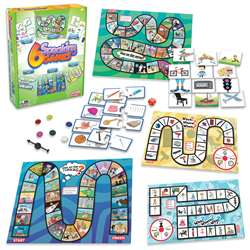 6 Speaking Games, JRL407