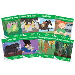 Fantails Book Green Fict Lvl Fg Banded Readers, JRL435