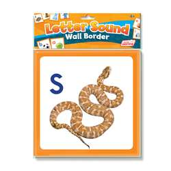 Wall Borders Letter Sounds, JRL461