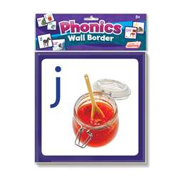 Wall Borders Phonics, JRL462
